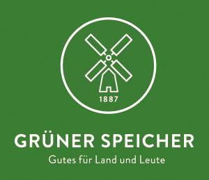 grüner speicher logo